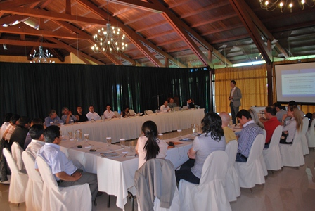 CBI Conference on Wine Exports Bolivia 2012